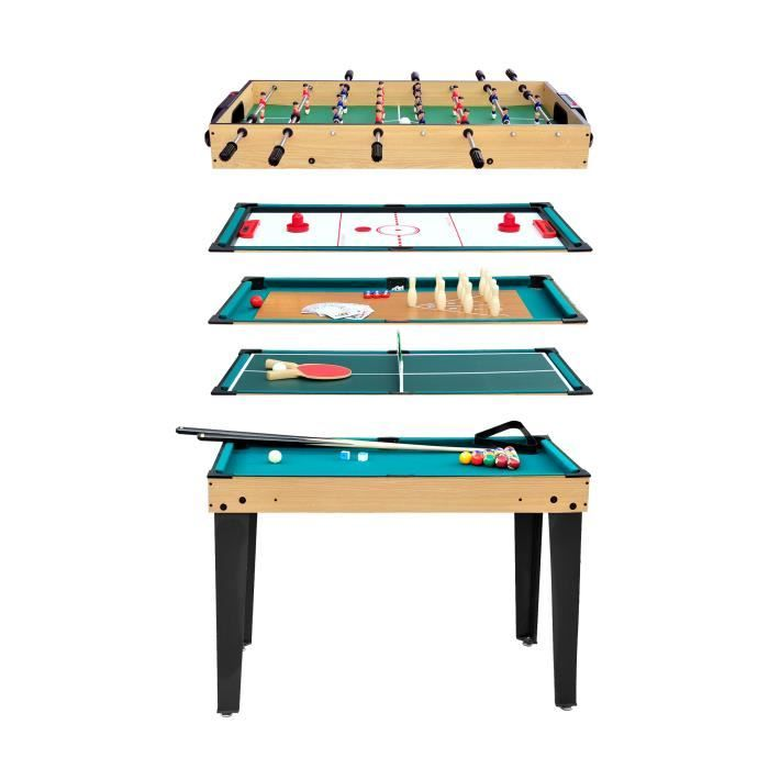 table-multi-jeux-10-en-1 test